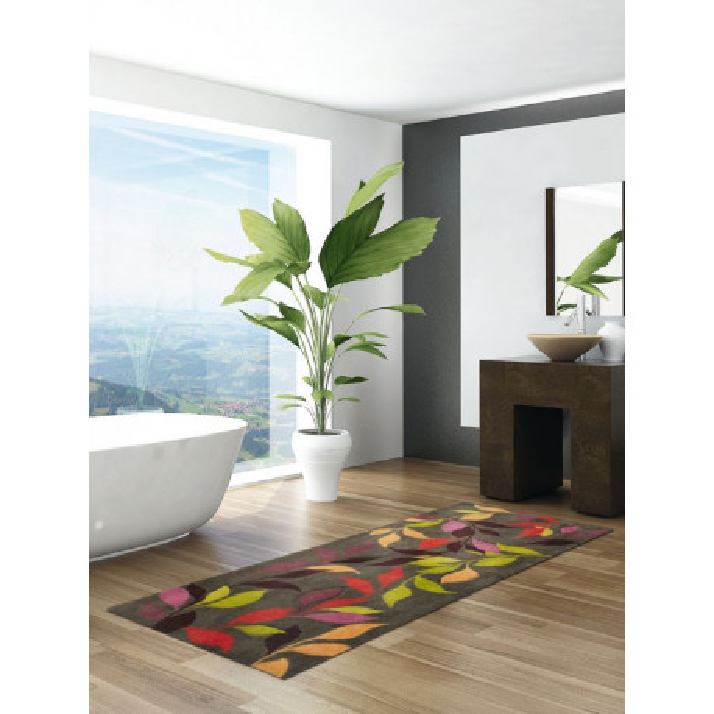 Tapis de propreté antidérapant Living Mats FLORA à motifs - Arte Espina