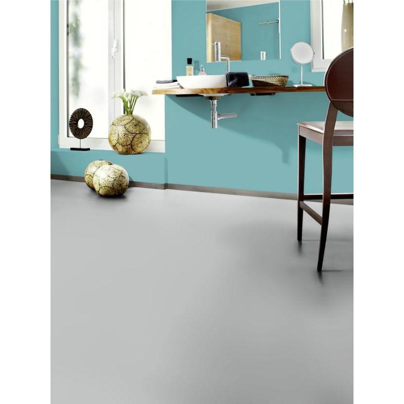 Wineo 550 - Sol stratifié - gris argent Silver mat