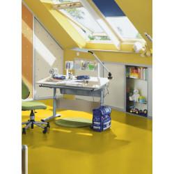 Wineo 550 - Sol stratifié - jaune citron Lemon mat