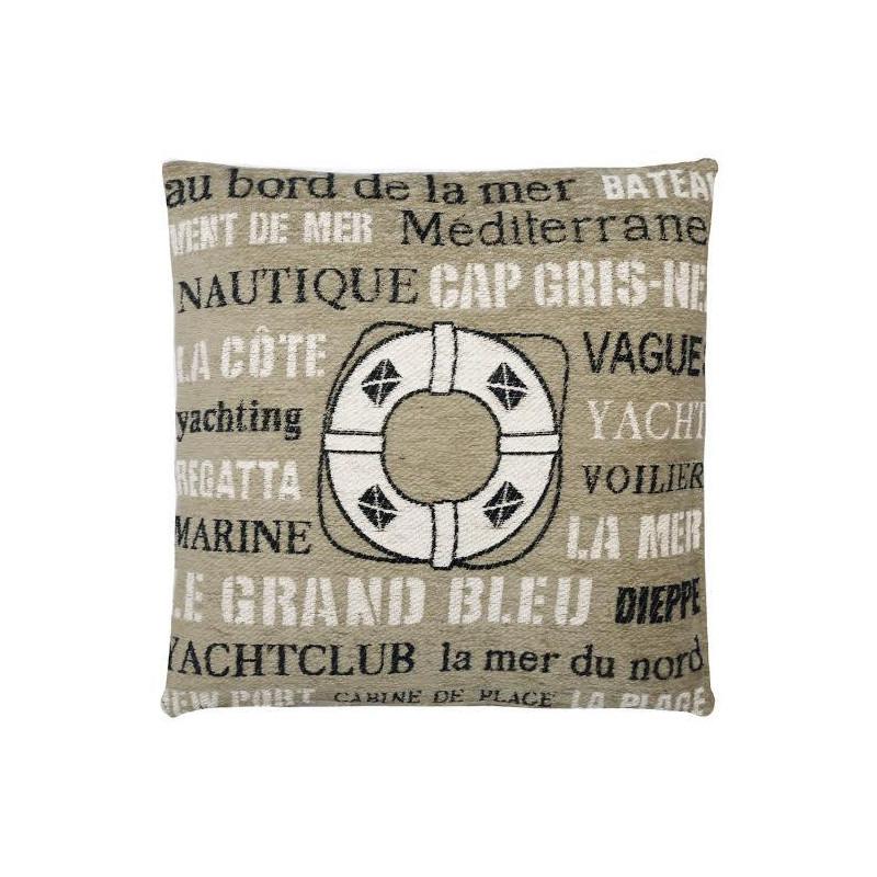 Coussin La Mer du Nord - FS HOME