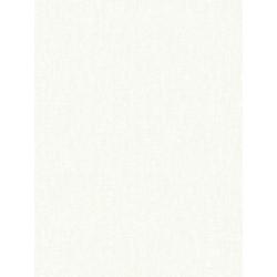 Papier peint uni blanc - Collection UNPLUGGED Grandeco.