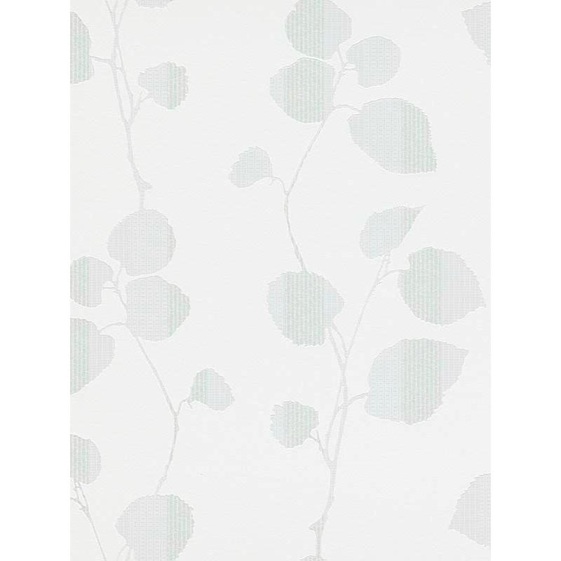 Papier peint fleuri blanc crème. Erismann Summer Breeze.