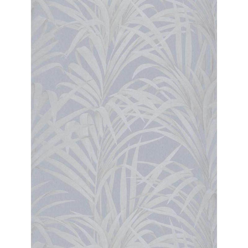 Papier peint Fougères bleu - LOUISE - Casadeco - LOU28926231