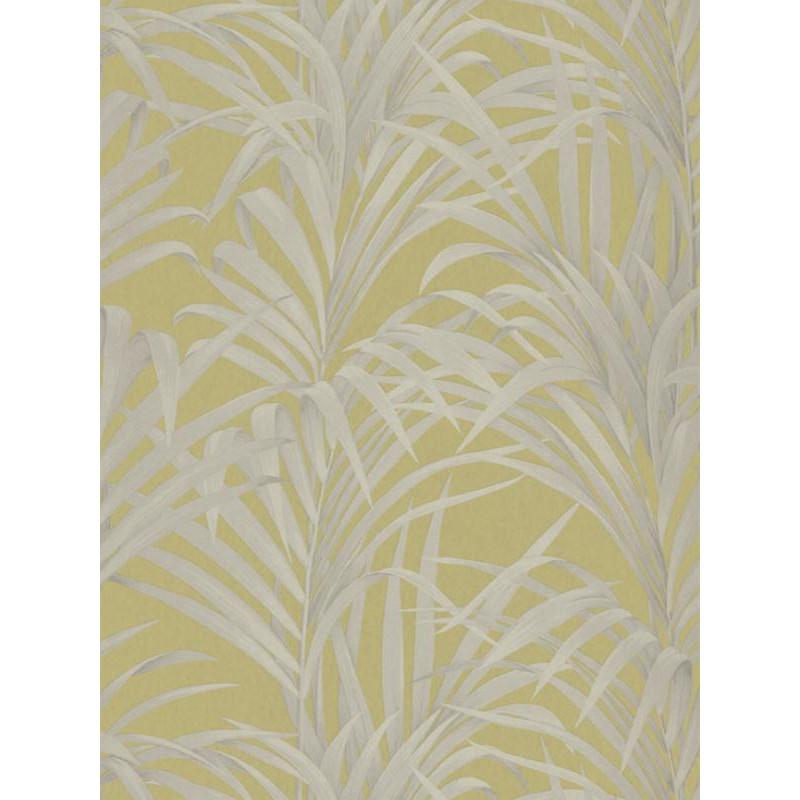 Papier peint Fougères jaune - LOUISE - Casadeco - LOU28922021