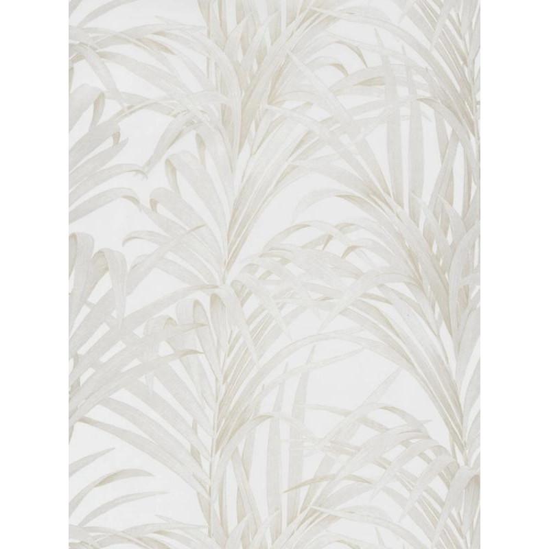 Papier peint Fougères beige - LOUISE - Casadeco - LOU28921108