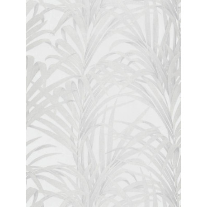 Papier peint Fougères blanc - LOUISE - Casadeco - LOU28920101
