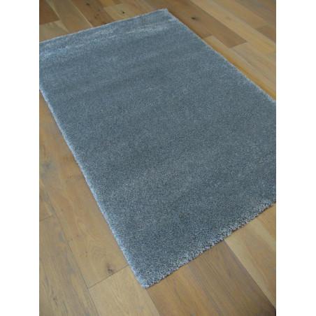 Tapis shaggy gris - EDEN COSY