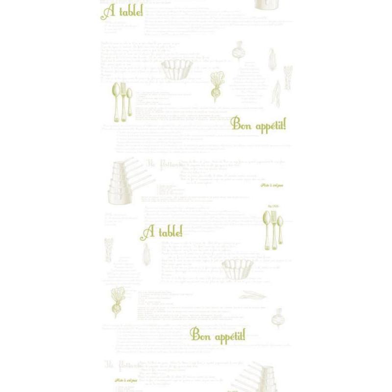 Lé unique Recettes blanc et vert - Bon Appétit - Caselio