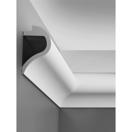 Corniche plafond d'éclairage indirect C364 WAVE - LUXXUS - Orac Decor