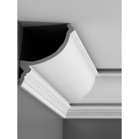 Corniche plafond d'éclairage indirect C900 - LUXXUS - Orac Decor
