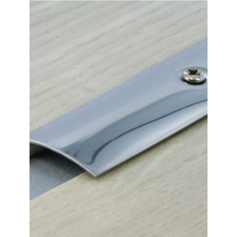 2,70mx30mm Barre de seuil Inox - à visser plate - DINAC