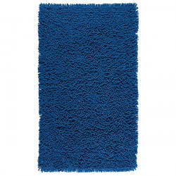 FIN DE STOCK - Tapis de bain NEVADA denim bleu - Aquanova