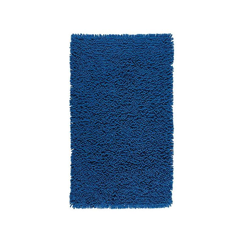 FIN DE STOCK - Tapis de bain NEVADA denim bleu - Aquanova