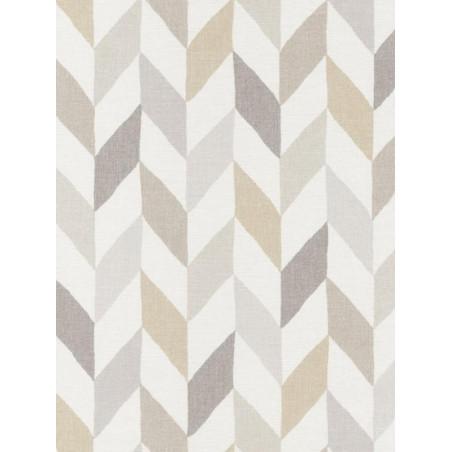Papier peint Oslo beige gris - SWING - Caselio - SNG68881230