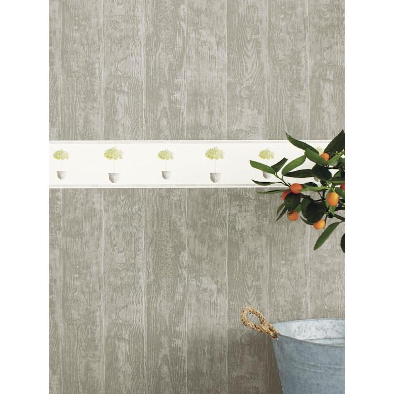 Frise Pots gris blanc - BON APPETIT - Caselio - BAP68442020