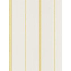 Papier peint Rayures Matelas jaunes - Bon Appétit - Caselio