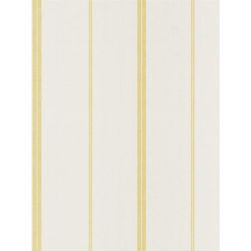 Papier peint Rayures Matelas jaune - BON APPETIT - Caselio - BAP68392005
