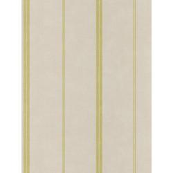 Papier peint Rayures Matelas vert - Bon Appétit - Caselio