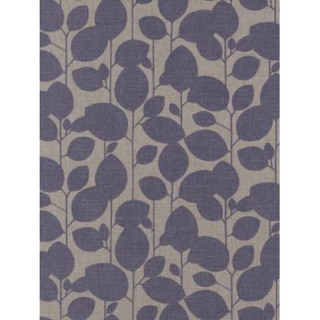 Papier peint à motif Branchage bleu - SWING - Caselio