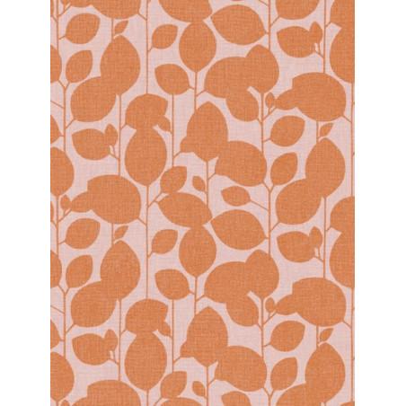 Papier peint Branchage orange - SWING - Caselio - SNG68933377