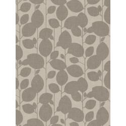 Papier peint à motif Branchage gris - SWING - Caselio