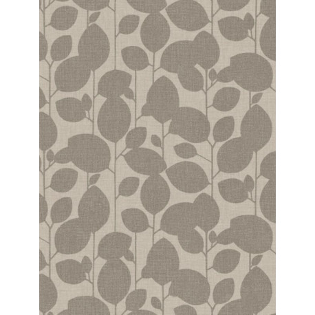Papier peint Branchage taupe - SWING - Caselio - SNG68931729