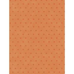 Papier peint Pois orange - BON APPETIT - Caselio - BAP68383036