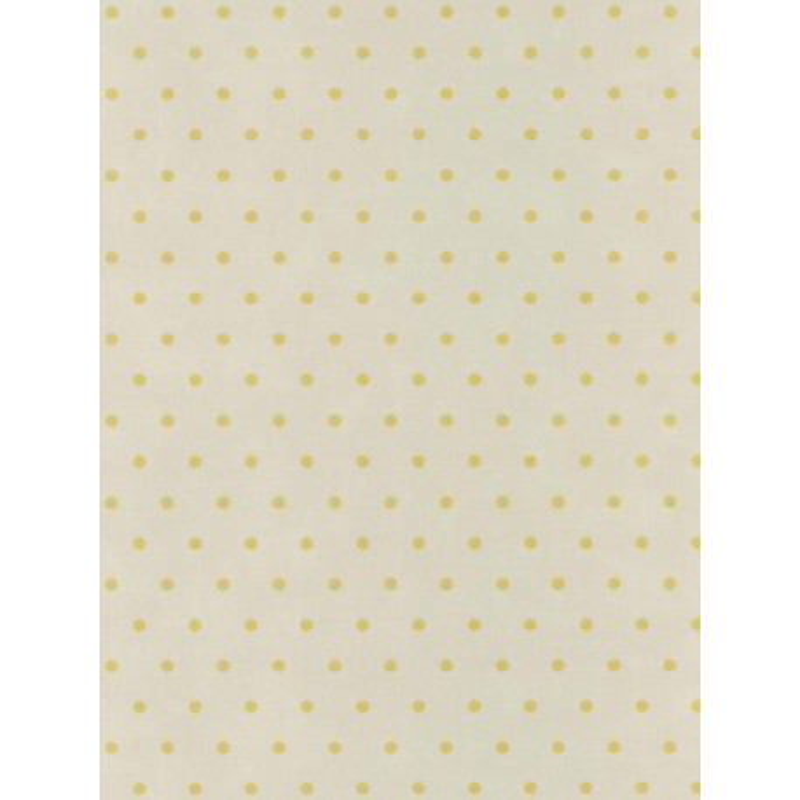 Papier peint Pois jaune - Bon Appétit - Caselio