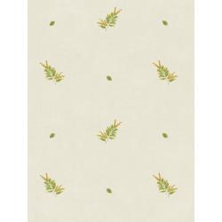 Papier peint Herbier beige clair - BON APPETIT - Caselio - BAP68372018