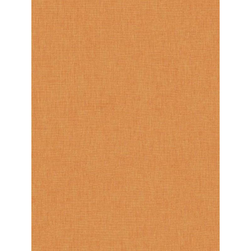 Papier peint uni rose saumon - SWING - Caselio