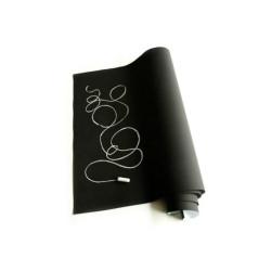 Papier peint Ardoise noire - Tableau à la craie - Chalk your wall