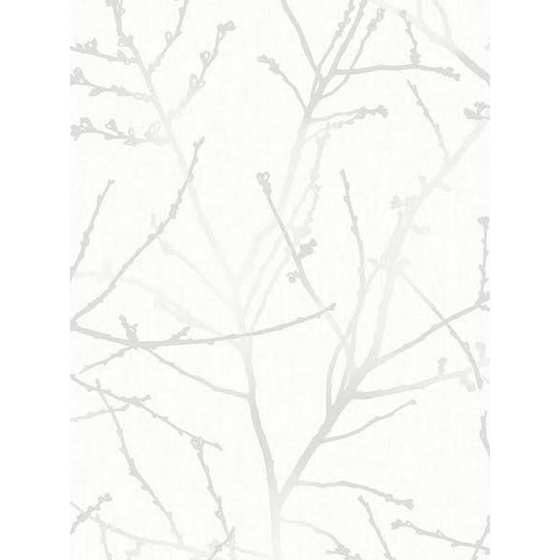 Papier peint vinyle sur intissé Innocence bleu - Graham & Brown