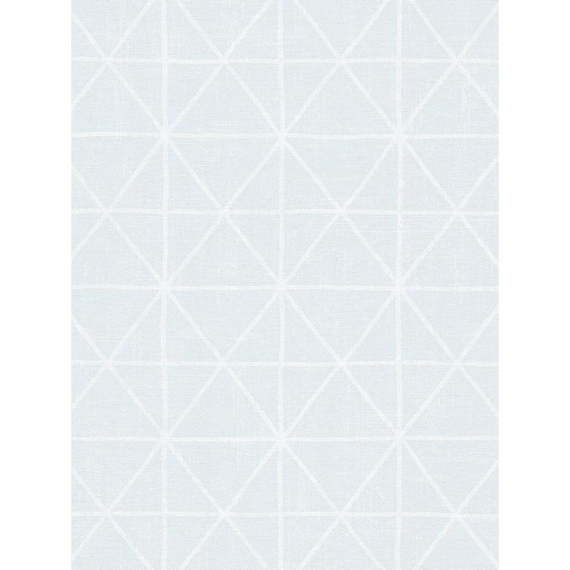 Papier peint Losange bleu - SCANDINAVIAN STYLE - AS Creation - 341371