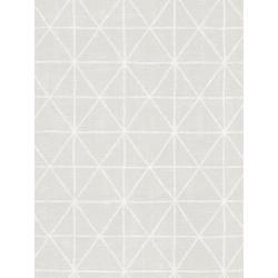 Papier peint intissé graphique grège - AS CREATION
