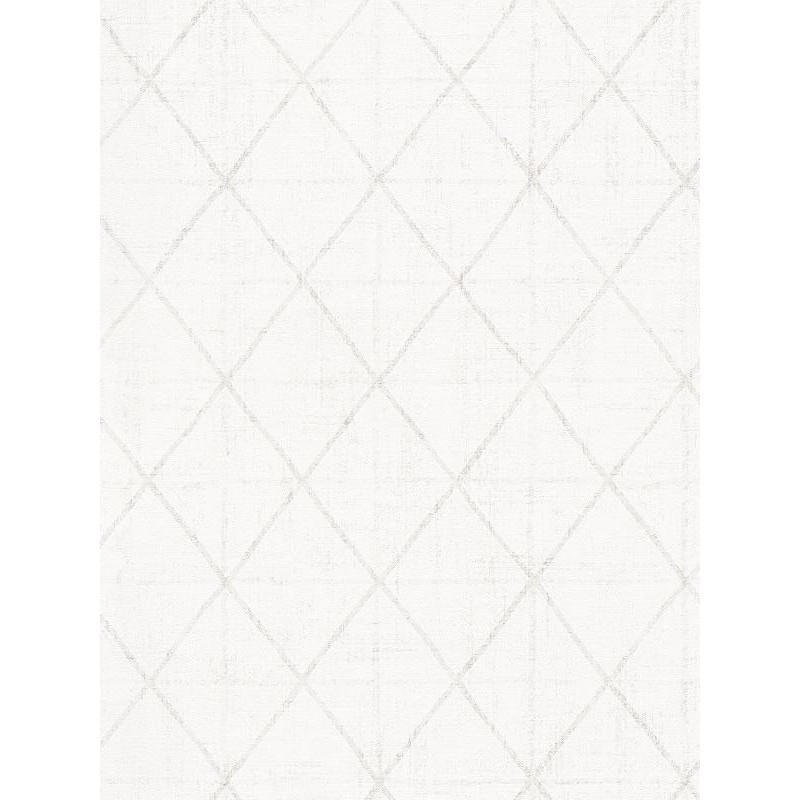 Papier peint Losange blanc - SCANDINAVIAN STYLE - AS Creation - 341377