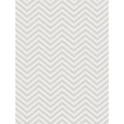 Papier peint intissé graphique chevron gris - SCANDINAVIAN STYLE - AS CREATION