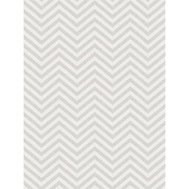 papier peint graphique motif chevron gris. Black Bedroom Furniture Sets. Home Design Ideas
