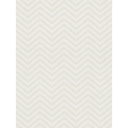 Papier peint intissé graphique chevron gris - AS CREATION