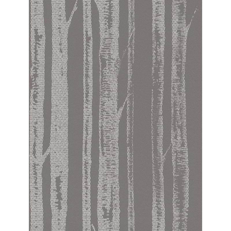 Papier peint Natural Lace taupe et ecru - SCANDINAVIAN STYLE - AS Creation - 341353