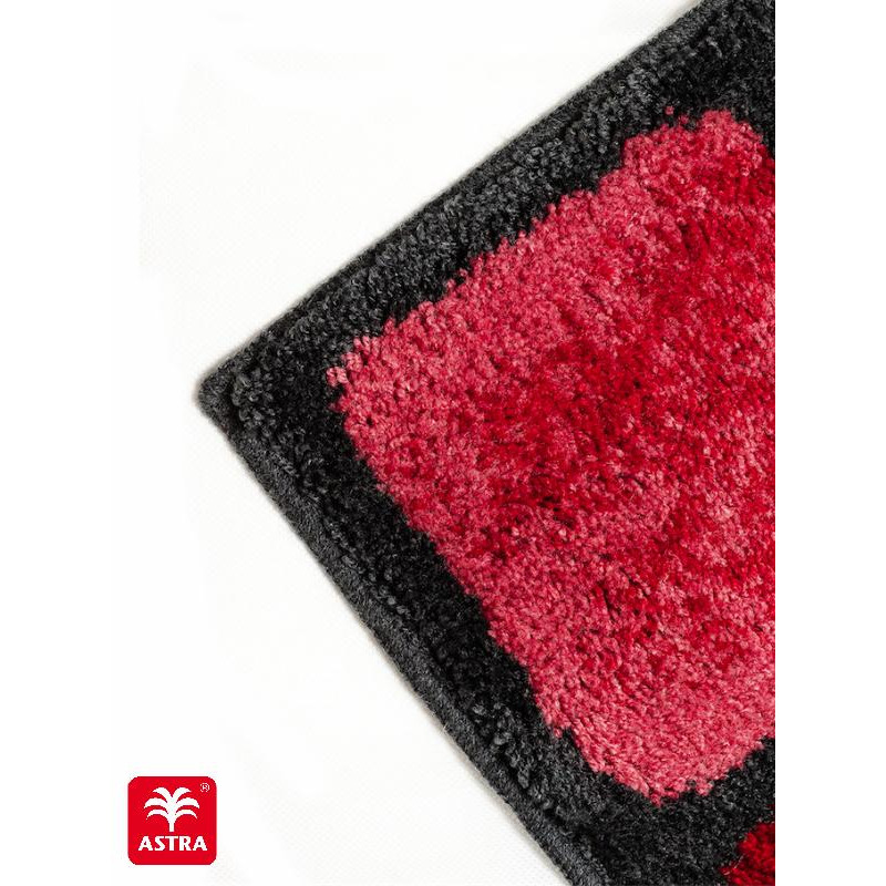 tapis de bain mauritius box rouge schoner wohnen. Black Bedroom Furniture Sets. Home Design Ideas