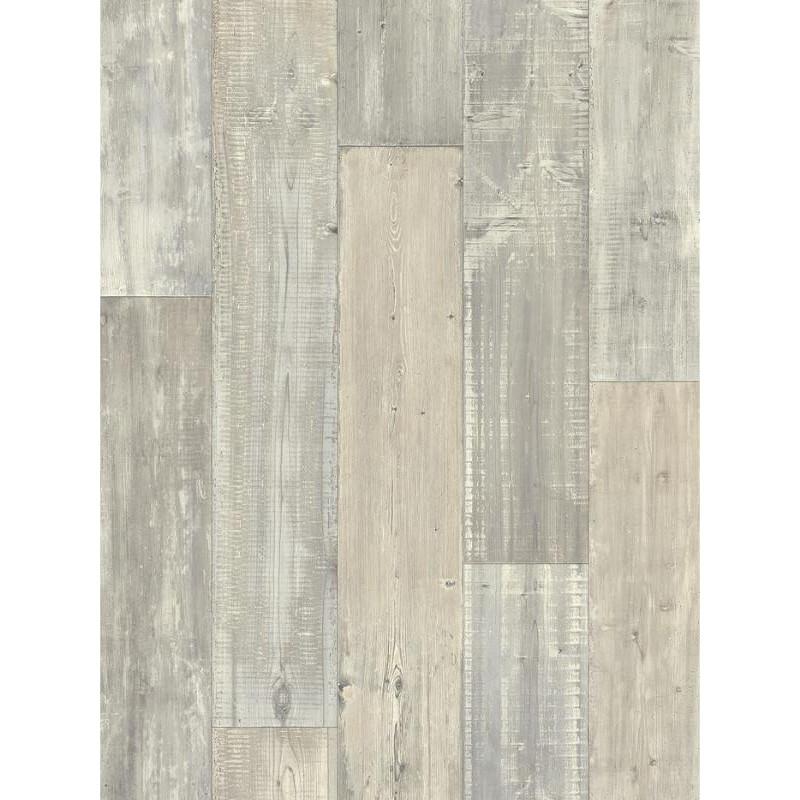 Revêtement PVC - Largeur 4m - Emotions parquet Driftwood - Beauflor