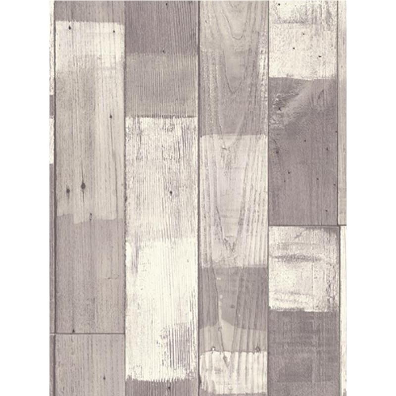 Revêtement PVC - Largeur 4m - Brera Texas new 592 lames blanchies - IVC