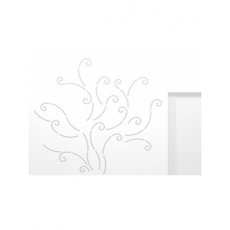Elément décoratif Curl Mini droite - Collection ULF MORITZ Luxxus - ORAC DECOR