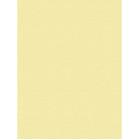 Papier peint Uni jaune pastel - BJORN - AS Creation - 3532-14