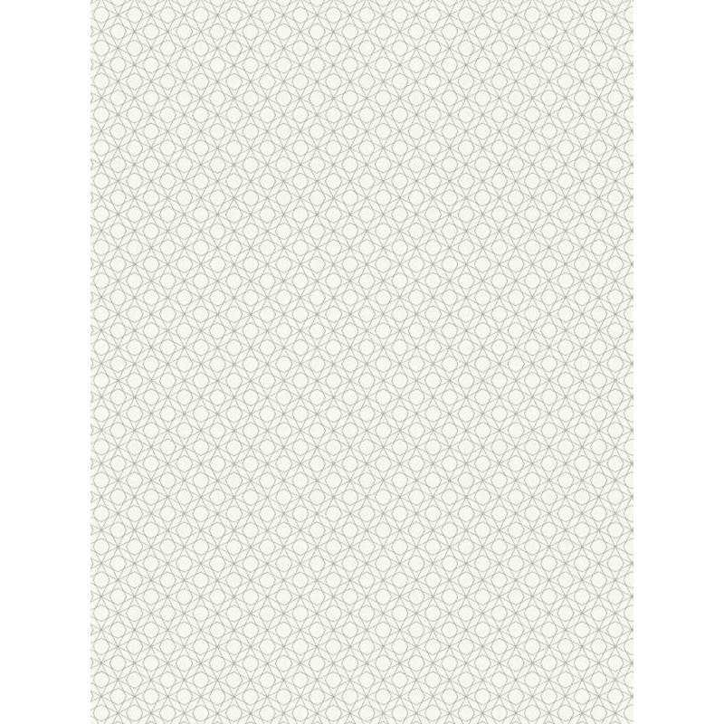Papier peint intissé scandinave motif géométrique gris - BJORN - AS CREATION