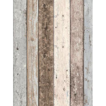 Papier peint Bois vintage - BEST OF WOOD & STONE 2 - AS Creation - 8550-39