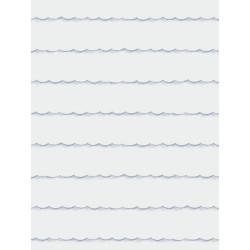 Papier peint Vagues bleu - MY LITTLE WORLD - Casadeco - MLW29716538