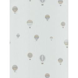 Papier peint Montgolfière beige - MY LITTLE WORLD - Casadeco - MLW29771317