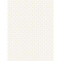 Papier peint Carré blanc et cuivre - TONIC - Caselio - TONI69451025