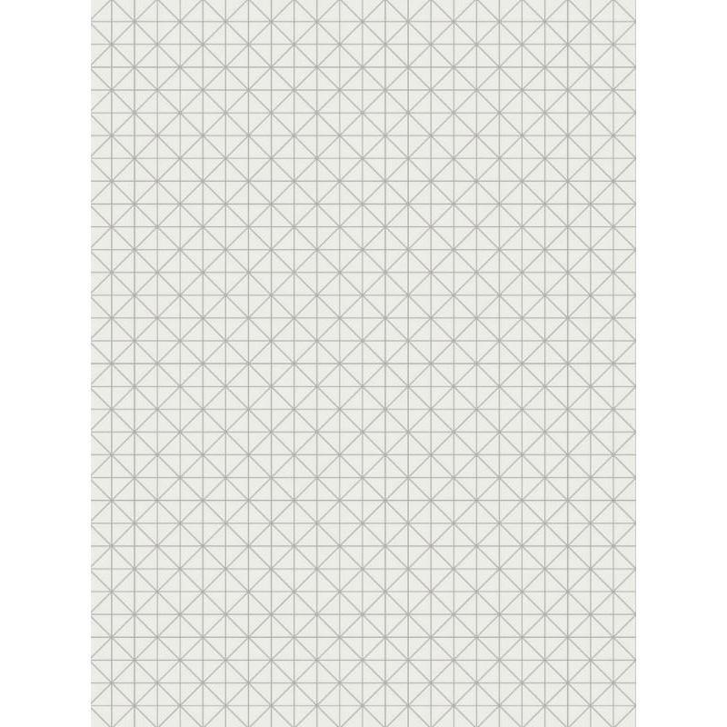 Papier peint Carré gris - TONIC - Caselio - TONI69459111